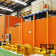 Large Structure Coating Line