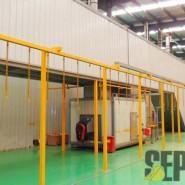 Spray painting production line-SEP